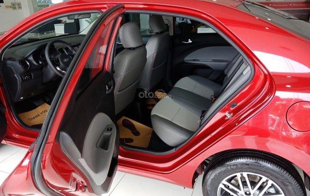 Bán ô tô Kia Soluto sản xuất 2019, màu đỏ, giá 399 triệu2