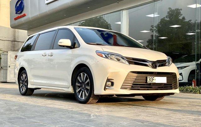 Cần bán nhanh chiếc xe Toyota Sienna, sản xuất 2018, giá tốt nhất2
