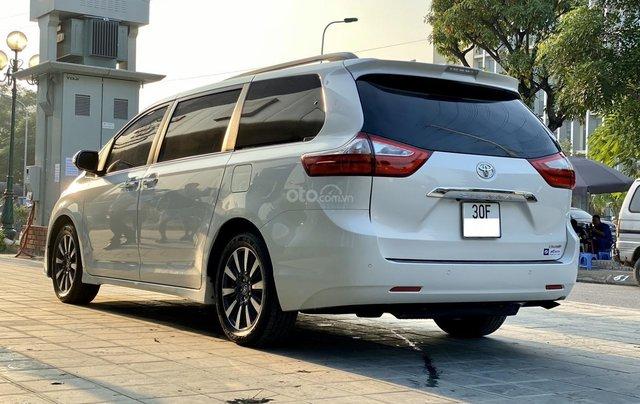 Cần bán nhanh chiếc xe Toyota Sienna, sản xuất 2018, giá tốt nhất4
