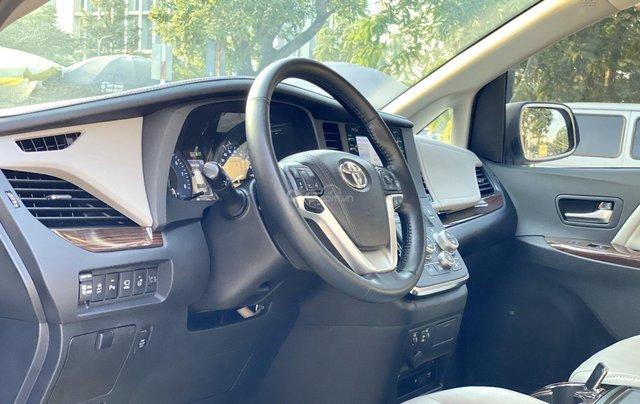 Cần bán nhanh chiếc xe Toyota Sienna, sản xuất 2018, giá tốt nhất10