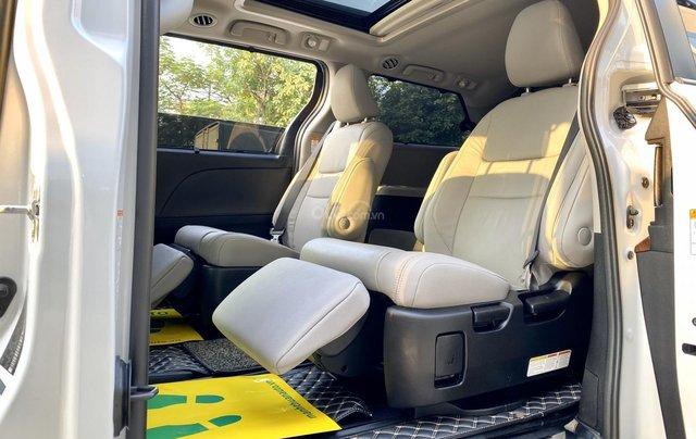 Cần bán nhanh chiếc xe Toyota Sienna, sản xuất 2018, giá tốt nhất12