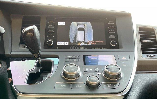 Cần bán nhanh chiếc xe Toyota Sienna, sản xuất 2018, giá tốt nhất18