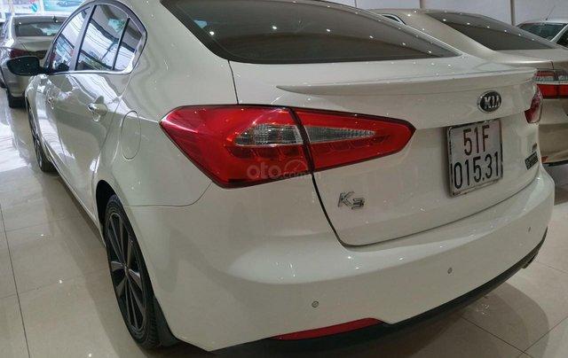 Xe Kia K3 2.0 sản xuất 2014, màu trắng giá 490 triệu5