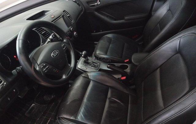 Xe Kia K3 2.0 sản xuất 2014, màu trắng giá 490 triệu6