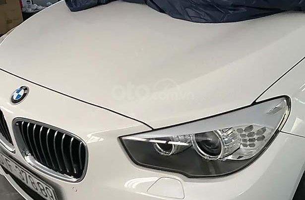 Cần bán BMW 5 Series đời 2016, màu trắng, nhập khẩu chính hãng0