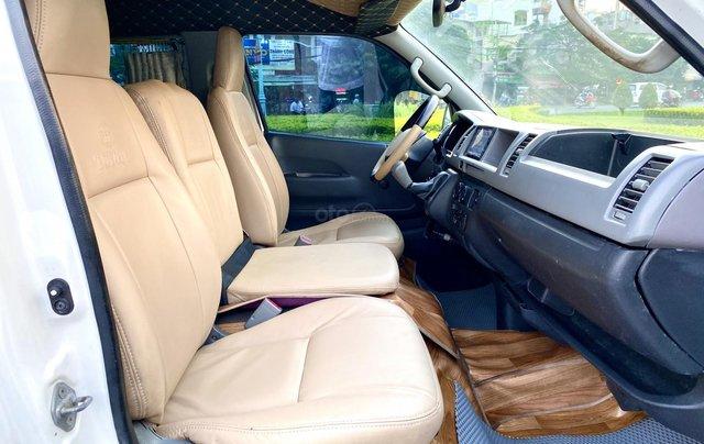 Hiace Limousine 10 chỗ, 2008, máy dầu, rộng rãi, xe nhà xài kĩ không chạy kinh doanh1