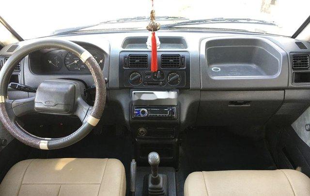 Nhà cần bán xe Mitsubishi Jolie năm sản xuất 1998, màu xanh rêu5