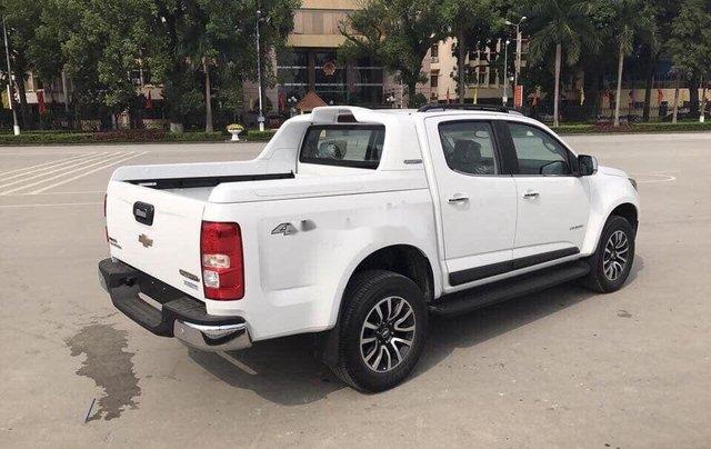Bán Chevrolet Colorado đời 2019, màu trắng, bản full, nhập Thái, sẵn xe2