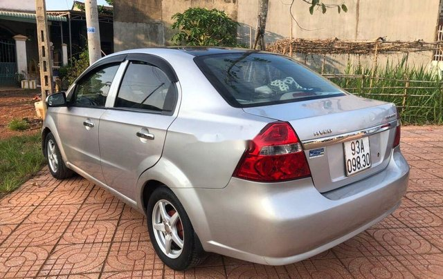 Bán Daewoo Gentra 2009 số sàn sản xuất năm 2009, nhập khẩu nguyên chiếc1