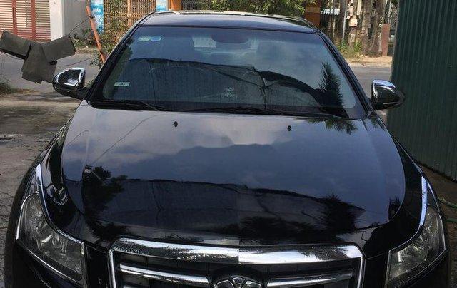 Cần bán Daewoo Lacetti sản xuất 2009, màu đen, xe nhập còn mới3