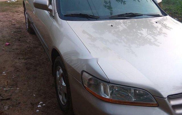 Cần bán Honda Accord đời 1999, nhập khẩu, số tự động, giá 195tr2