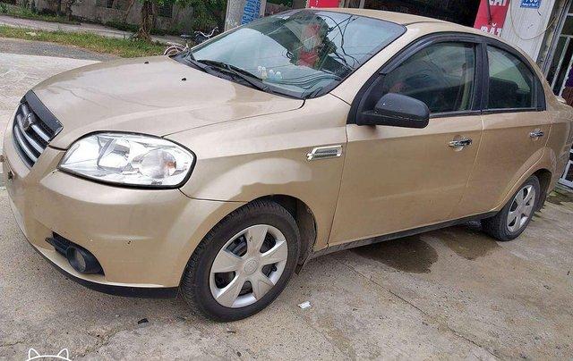 Bán Daewoo Gentra năm 2008, màu vàng còn mới0