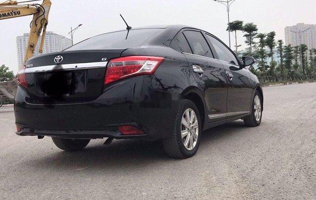 Bán Toyota Vios đời 2014, màu đen còn mới giá cạnh tranh1