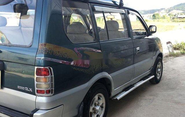 Nhà cần bán xe Mitsubishi Jolie năm sản xuất 1998, màu xanh rêu2