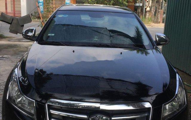 Cần bán Daewoo Lacetti sản xuất 2009, màu đen, xe nhập còn mới0