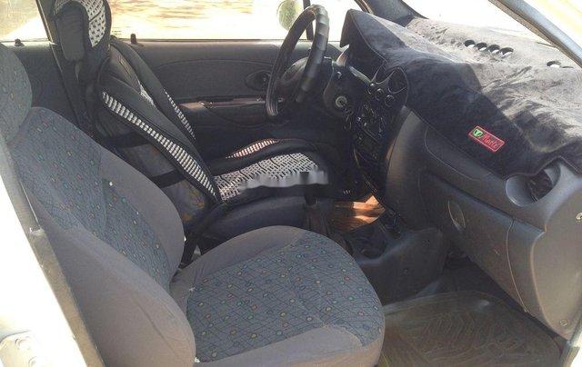 Xe Daewoo Matiz đời 2008, màu trắng còn mới giá cạnh tranh4
