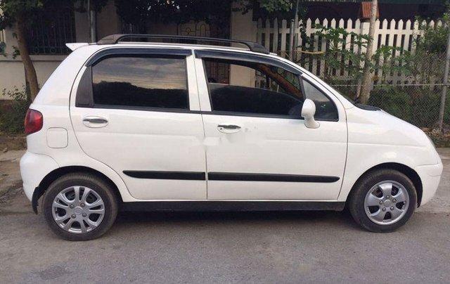 Bán Daewoo Matiz sản xuất 2008, màu trắng còn mới0