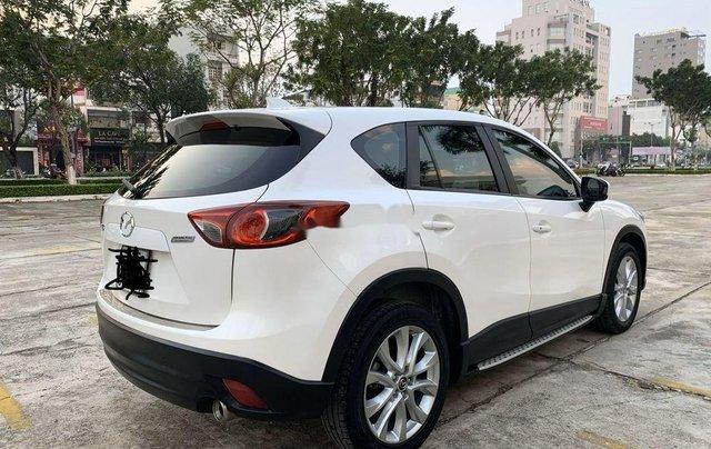 Bán Mazda CX 5 năm 2015, xe chính chủ một đời duy nhất, động cơ ổn định giá ưu đãi1