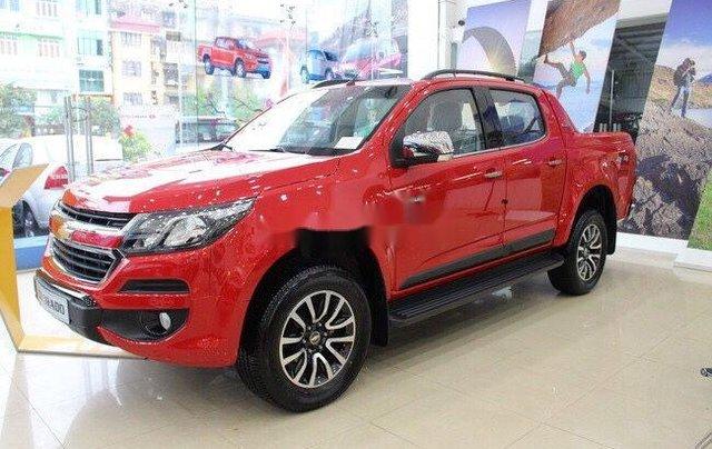 Cần bán Chevrolet Colorado sản xuất năm 2019, màu đỏ, nhập khẩu Thái, 619 triệu0