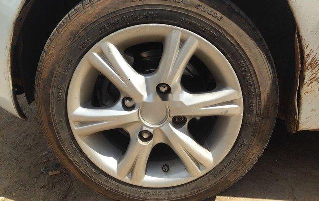 Xe Daewoo Matiz đời 2008, màu trắng còn mới giá cạnh tranh8