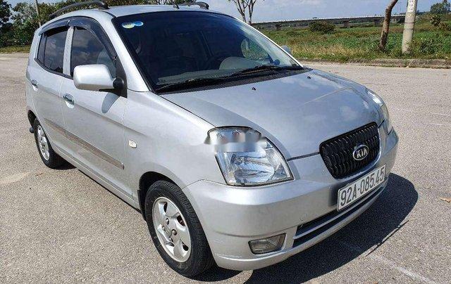 Bán Kia Morning năm sản xuất 2007, màu bạc, nhập khẩu còn mới1