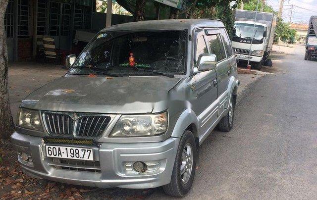 Bán Mitsubishi Jolie đời 2003, màu bạc, xe nhập0