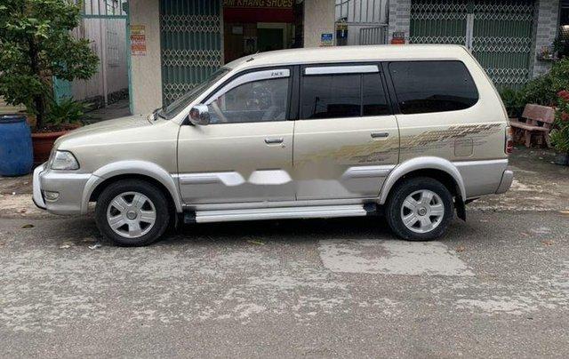 Cần bán Toyota Zace đời 2005, giá thấp, chính chủ sử dụng một đời duy nhất0