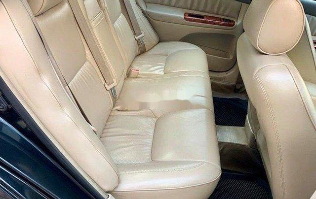 Cần bán xe Toyota Camry đời 2005, xe giá thấp, chính chủ sử dụng còn mới, động cơ ổn định5
