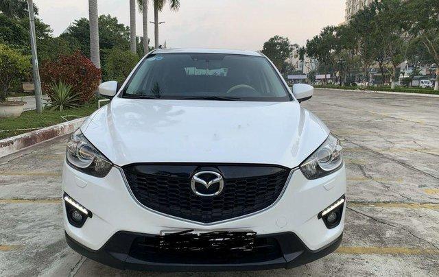 Bán Mazda CX 5 năm 2015, xe chính chủ một đời duy nhất, động cơ ổn định giá ưu đãi0