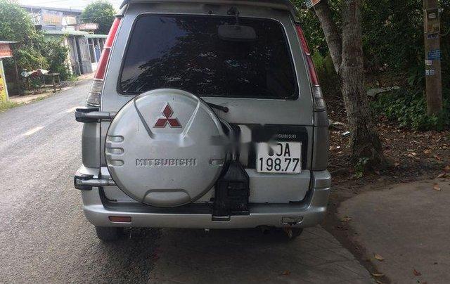 Bán Mitsubishi Jolie đời 2003, màu bạc, xe nhập4