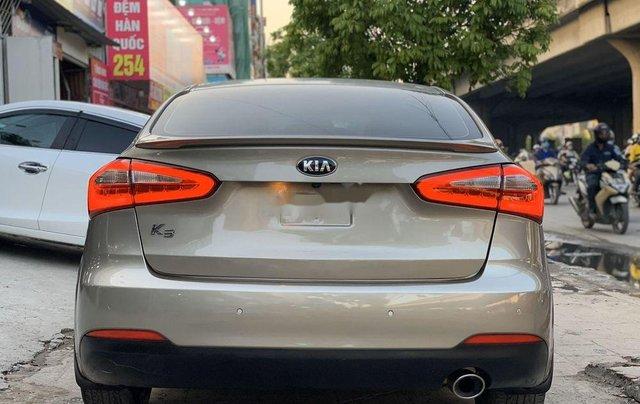 Cần bán gấp Kia K3 2013, màu xám còn mới, 465tr3