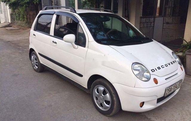 Bán Daewoo Matiz sản xuất 2008, màu trắng còn mới1
