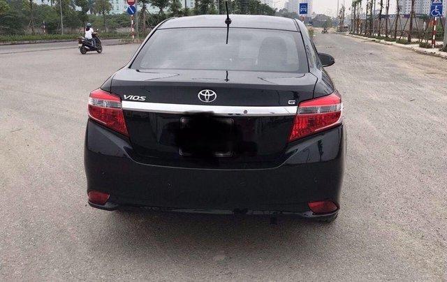 Bán Toyota Vios đời 2014, màu đen còn mới giá cạnh tranh2