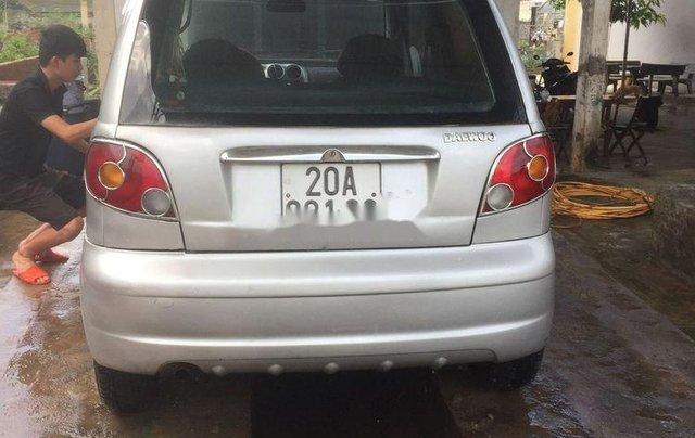 Chính chủ bán xe Daewoo Matiz đời 2006, màu bạc7
