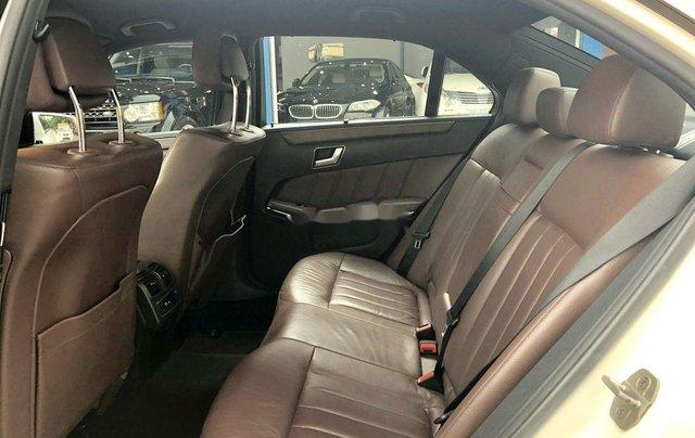Bán nhanh chiếc Mercedes Benz E200 sản xuất 2014, xe giá thấp, chính chủ sử dụng7