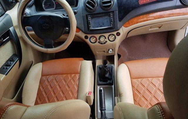 Cần bán gấp Daewoo Gentra đời 2007, màu trắng còn mới, giá tốt5