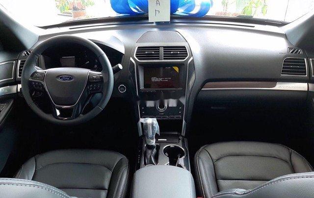 Bán ô tô Ford Explorer Limited đời 2019, màu đỏ, nhập khẩu nguyên chiếc7