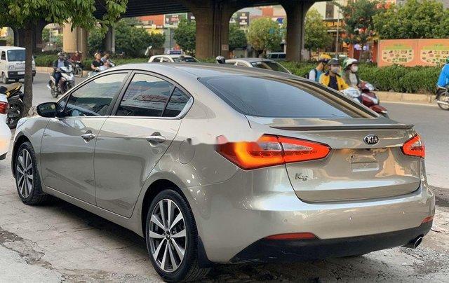 Cần bán gấp Kia K3 2013, màu xám còn mới, 465tr5