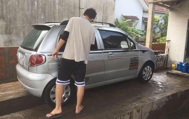 Chính chủ bán xe Daewoo Matiz đời 2006, màu bạc8