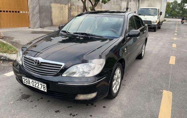 Bán xe Toyota Camry MT năm sản xuất 2003, xe chính chủ sử dụng còn mới, giá thấp1
