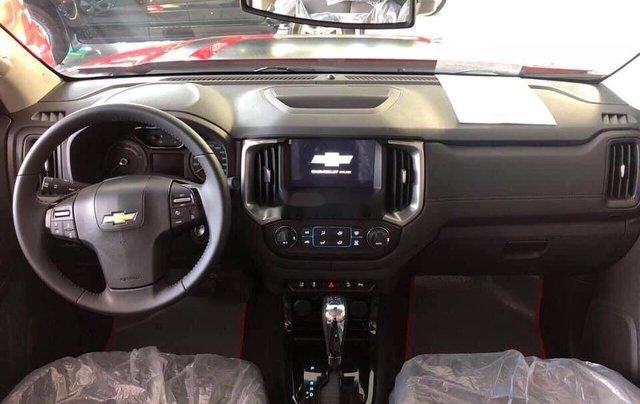 Bán Chevrolet Colorado đời 2019, màu trắng, bản full, nhập Thái, sẵn xe3