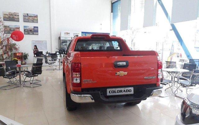 Cần bán Chevrolet Colorado sản xuất năm 2019, màu đỏ, nhập khẩu Thái, 619 triệu1