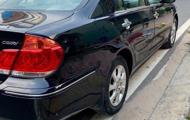 Cần bán xe Toyota Camry đời 2005, xe giá thấp, chính chủ sử dụng còn mới, động cơ ổn định2
