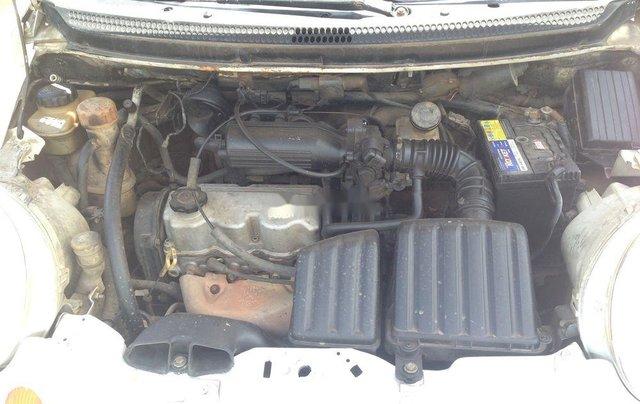 Xe Daewoo Matiz đời 2008, màu trắng còn mới giá cạnh tranh7
