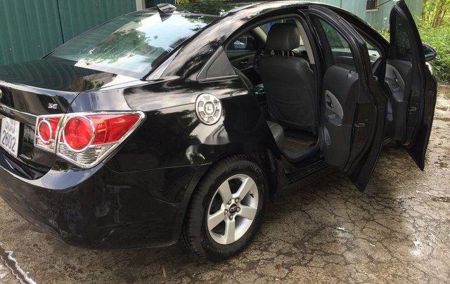 Cần bán Daewoo Lacetti sản xuất 2009, màu đen, xe nhập còn mới6