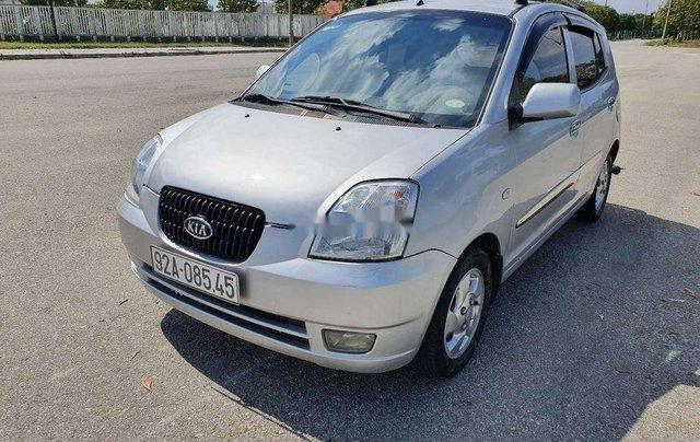 Bán Kia Morning năm sản xuất 2007, màu bạc, nhập khẩu còn mới7