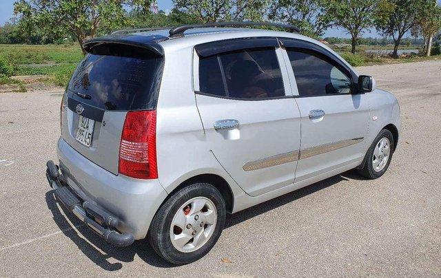 Bán Kia Morning năm sản xuất 2007, màu bạc, nhập khẩu còn mới2