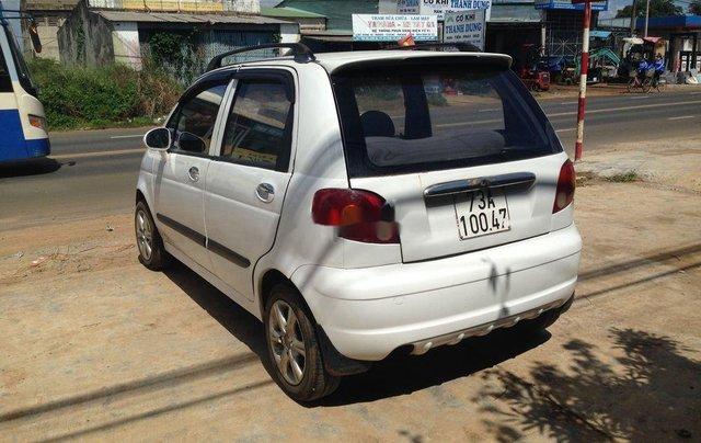 Xe Daewoo Matiz đời 2008, màu trắng còn mới giá cạnh tranh2