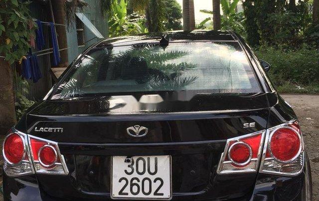 Cần bán Daewoo Lacetti sản xuất 2009, màu đen, xe nhập còn mới1