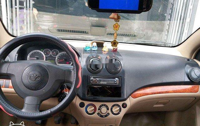 Bán Daewoo Gentra năm 2008, màu vàng còn mới3